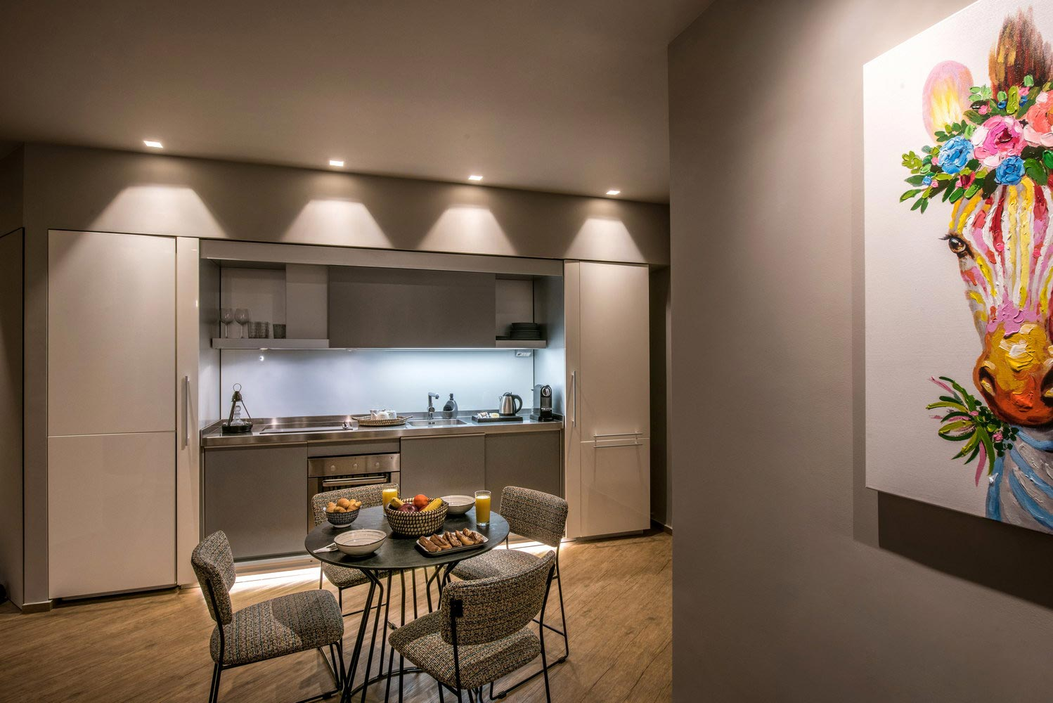 Cozy Airbnb Apartment | Architectural Study Heraklion ...